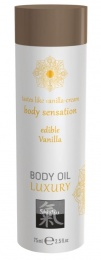 Shiatsu - Body Oil Luxury Vanilla - 75ml photo