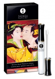 Shunga - Oral Pleasure Lip Gloss Strawberry - 10ml photo