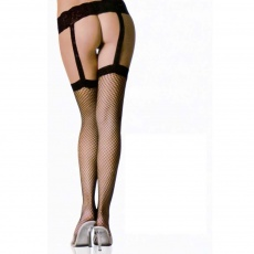 SB - Stockings W106 - Black photo