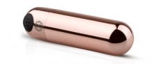 Rosy Gold - Bullet Vibrator - Pink photo