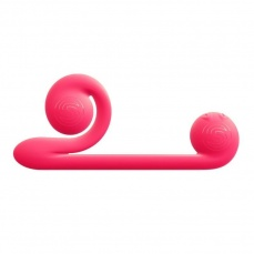 Snail Vibe - Duo Vibrator - Pink photo