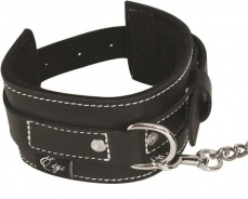 Sportsheets - Edge Leather Ankle Restraints - Black photo
