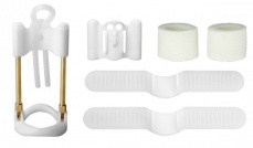 Size Matters - Deluxe Penile Aide System - White photo