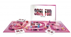 Creative C - Oral Fun - The Game Of Eating Out Whilst Staying In!