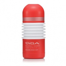 Tenga - Rolling Head Cup - Red photo