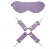 MT - Slave Training Bondage Set - Purple photo