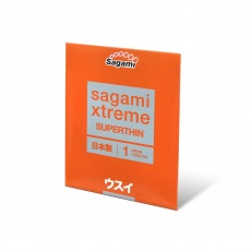 Sagami - Xtreme Superthin 1's Vending Pack x50 photo