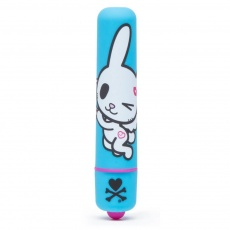 Tokidoki - Mini Bullet Vibrator - Blue Honey Bunny photo