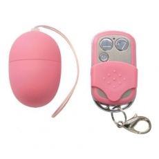 A-One - Vaginal Egg Remote Control Rotor - Pink photo