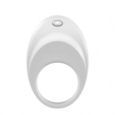 Ovo - B7 Vibrating Ring - White photo