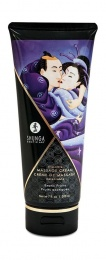 Shunga - Kissable Massage Cream 200ml - Exotic Fruits photo