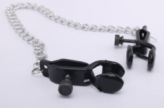 MT - Nipple Clamps with Chain photo