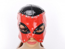 MT - Leather Mask 2 - Black photo