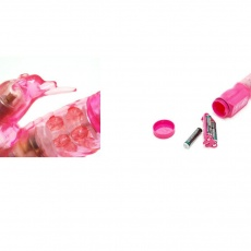 ToysHeart - GalGetChu Dolphin Vibe - Clear Pink photo