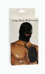 Roomfun - Gimp Mask with Leash photo