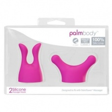 Palmpower - Palm Body 2 Silicone Massager Heads photo