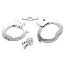 Fetish Fantasy - Official Handcuffs - Silver photo