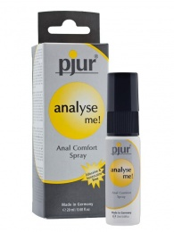 Pjur - Analyse Me! Anal Comfort Spray - 20ml photo