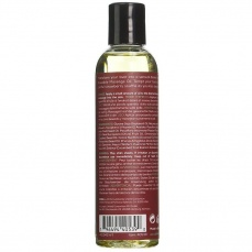 Dona - Kissable Massage Oil Strawberry Souffle - 110ml photo
