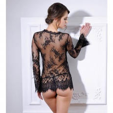 Costume Garden - GB-305 Long Sleeve Lace Top