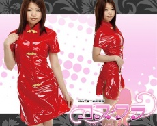 Costume Club - Shining China Costume #41 - Red photo