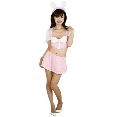 Costume Love - Bunny Costume #2 - Pink photo