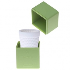 Genmu - G-Square Capsule Masturbator - Green photo