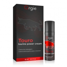 Orgie - Touro - Taurine Power Cream - 15ml photo