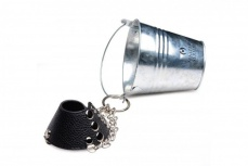 Master Series - Hell's Bucket Ball Stretcher - Black photo