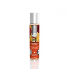 System Jo - H2O Peach - Water-Based Lubricant - 30ml