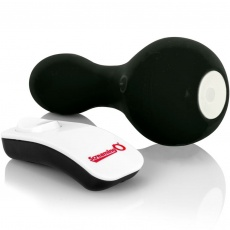 The Screaming O - Charged Moove Remote Control Vibe - Black photo