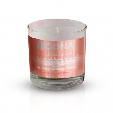 Dona - Kissable Soy Massage Candle Vanilla Buttercream - 135g photo