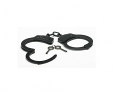 STD - Black Steel Handcuff photo