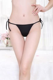 SB - Panties T147-1 - Black photo