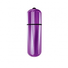 Power Bullet - 3 Speed Clamshell - Purple photo