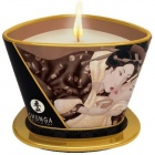 Shunga - Excitation Massage Candle Intoxicating Chocolate - 170ml