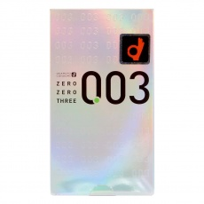 Okamoto - Zero Zero Three 0.03 (Japan Edition) 12's Pack photo