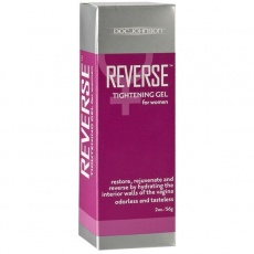 Doc Johnson - Reverse - Tightening Gel For Women - Fuchsia/Silver photo