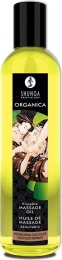 Shunga - Organica Kissable Message Oil 250ml - Intoxicating Chocolate photo