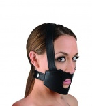 Master Series - Face Fuk II Dildo Face Harness