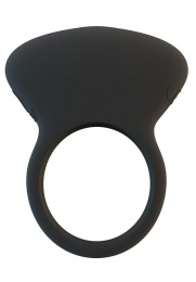Lux - LX4 Vibro Cock Ring - Black photo
