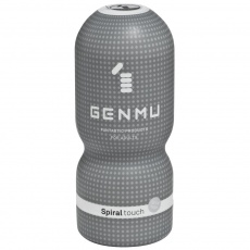 Genmu - Spiral Touch Cup - Gray photo