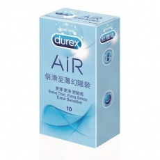 Durex - Air Extra Smoth 10's Pack photo