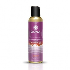 Dona - Massage Oil Sassy - Tropical Tease 3.75 Floz / 110Ml photo