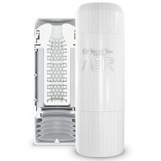 Men's Max - Air Pump Reusable Cup - White Beads photo