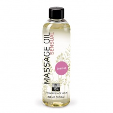 Shiatsu - Massage Oil Sensual Jasmin - 250ml photo