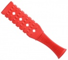 Frisky - Paddle Me Silicone Texture - Red