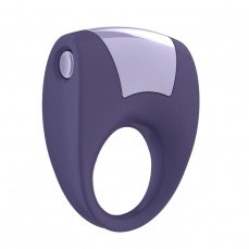 Ovo - B8 Vibrating Ring - Lilac photo