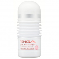 Tenga - Rolling Head Cup - White photo