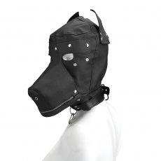 S&M - Puppy Play Gimp Mask photo